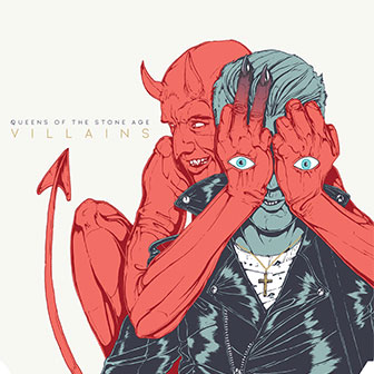 """Villains"" album by Queens Of The Stone Age"