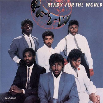 """Ready For The World"" album by Ready For The World"