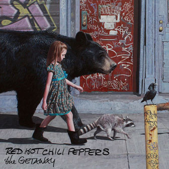 """The Getaway"" album by Red Hot Chili Peppers"