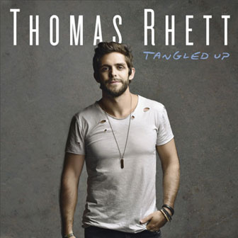 """Tangled Up"" album by Thomas Rhett"