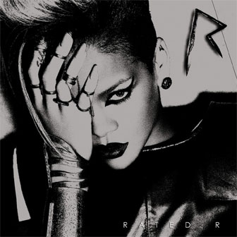 """Rated R"" album by Rihanna"