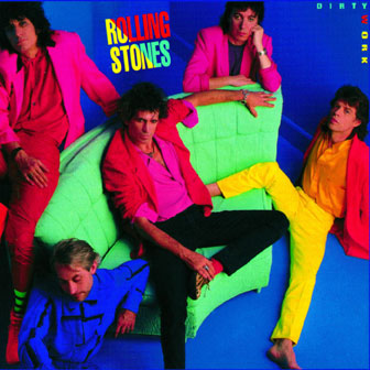 """One Hit (To The Body)"" by The Rolling Stones"