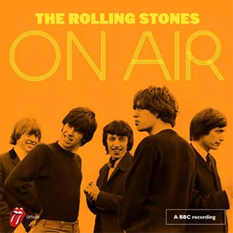 """""""On Air"""" album by the Rolling Stones"""