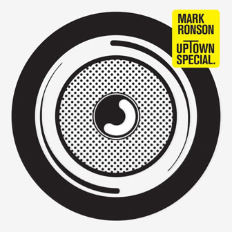 """Uptown Funk!"" by Mark Ronson"