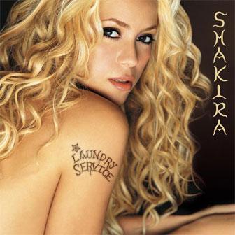 """Laundry Service"" album by Shakira"