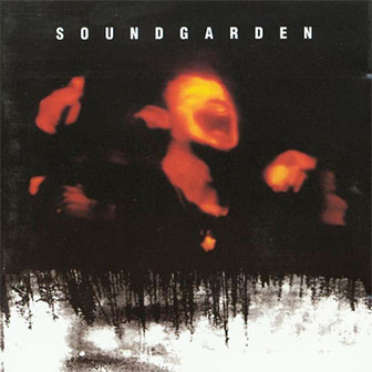"""Superunknown"" album by Soundgarden"