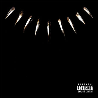 """All The Stars"" by Kendrick Lamar"
