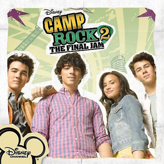 """Camp Rock 2: The Final Jam"" soundtrack"