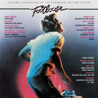 """""""Footloose"""" Soundtrack"""