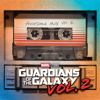 """Guardians Of The Galaxy Vol 2"" Soundtrack"