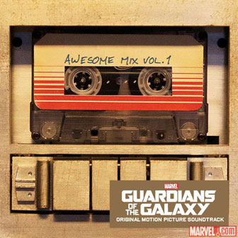 """Guardians Of The Galaxy"" Soundtrack"