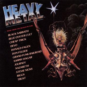 """Heavy Metal"" Soundtrack"