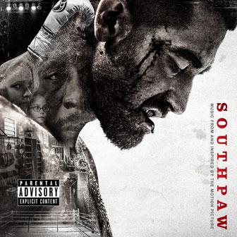 """""""Southpaw"""" Soundtrack"""