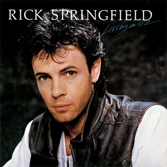 """Living In Oz"" album by Rick Springfield"