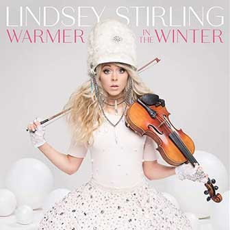 """Warmer In The Winter"" album by Lindsey Stirling"