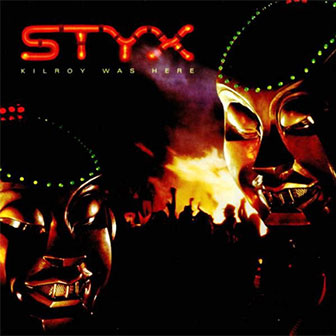 """Mr. Roboto"" by Styx"