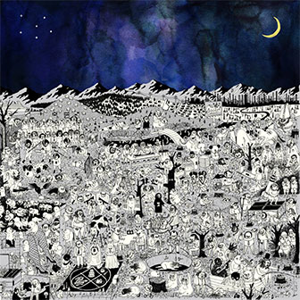"""Pure Comedy"" album by Father John Misty"