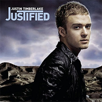 """Justified"" album by Justin Timberlake"