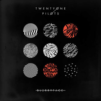 """Blurryface"" album by twenty one pilots"