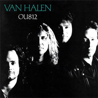 """OU812"" album by Van Halen"