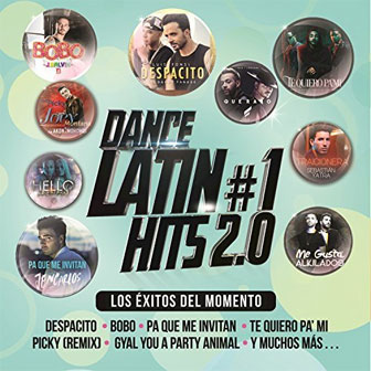 """Dance Latin #1 Hits 2.0"" album by Various Artists"