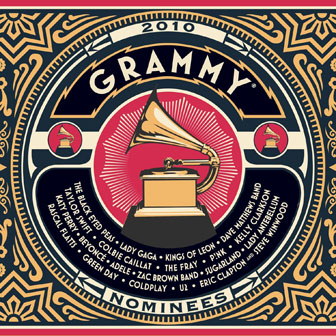"""""""2010 Grammy Nominees"""" by Various Artists"""