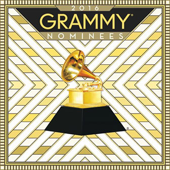 """2016 Grammy Nominees"" by Various Artists"