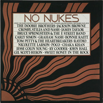 """No Nukes"" album by Various Artists"