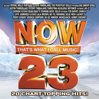 """NOW 23"" album by Various Artists"
