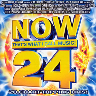 """NOW 24"" album by Various Artists"