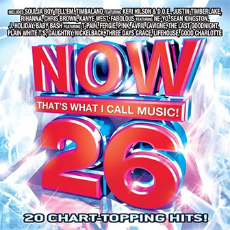 """NOW 26"" album by Various Artists"