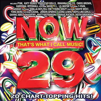 """NOW 29"" by Various Artists"