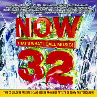 """NOW 32"" by Various Artists"