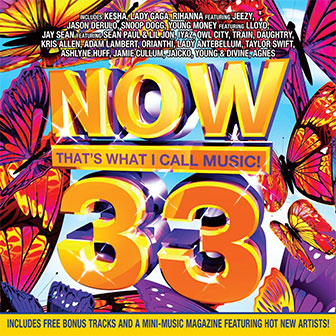 """NOW 33"" by Various Artists"