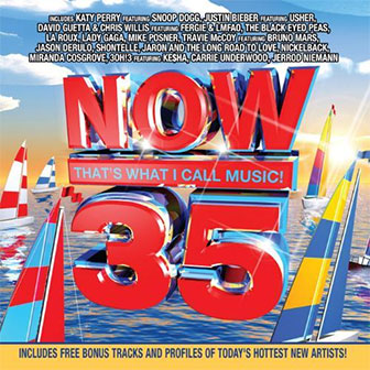 """NOW 35"" by Various Artists"