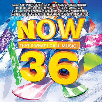 """NOW 36"" by Various Artists"