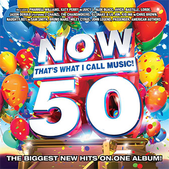 """NOW 50"" by Various Artists"