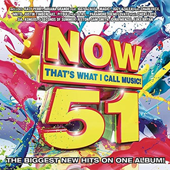 """NOW 51"" by Various Artists"