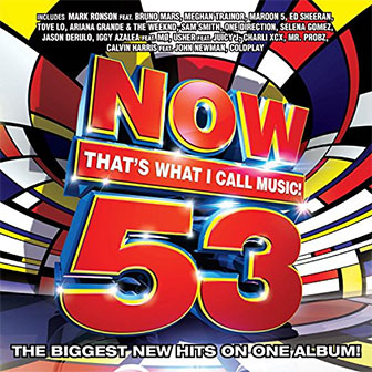 """NOW 53"" by Various Artists"