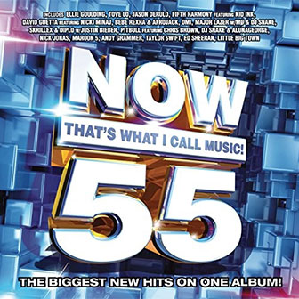 """NOW 55"" by Various Artists"