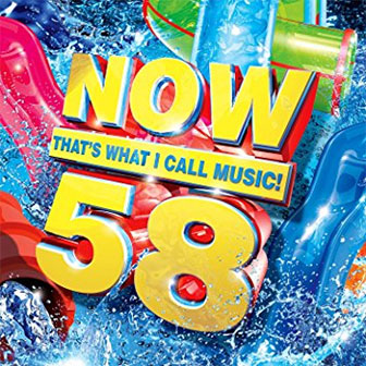 """NOW 58"" album by Various Artists"