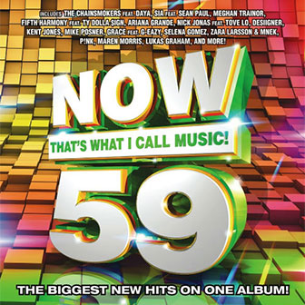 """NOW 59"" by Various Artists"