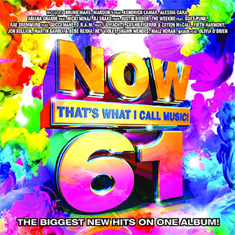 """NOW 61"" by Various Artists"
