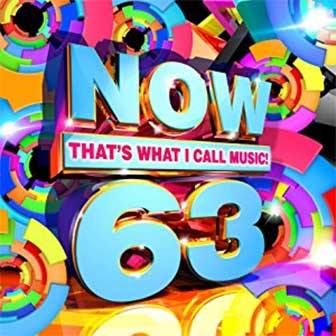"""""""NOW 63"""" album by Various Artists"""