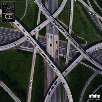 """""""Quality Control: Control The Streets, Vol. 1"""" album by Various Artists"""