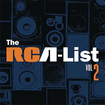 """The RCA-List, Vol. 2"" album by Various Artists"