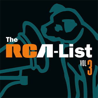 """The RCA-List, Vol. 3"" album by Various Artists"