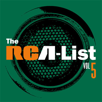 """The RCA-List Vol. 5"" album by Various Artists"