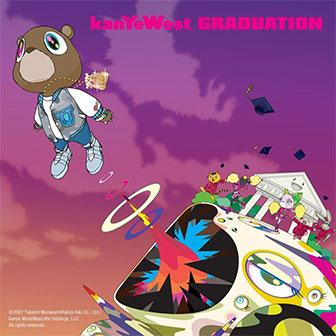 """Flashing Lights"" by Kanye West"