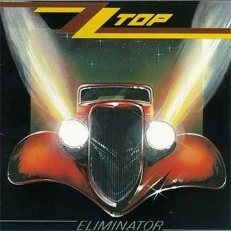 """Eliminator"" album by ZZ Top"